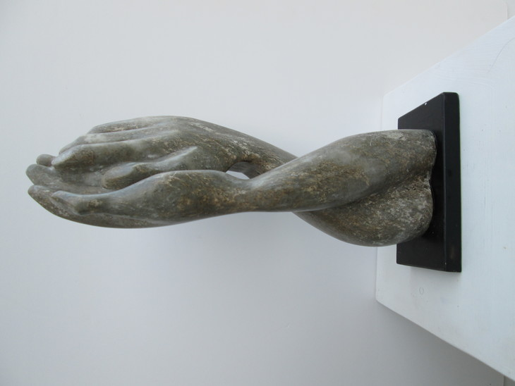 Hands by Shimon Drory