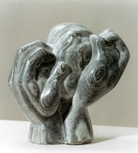 Kneading Hands by Shimon Drory