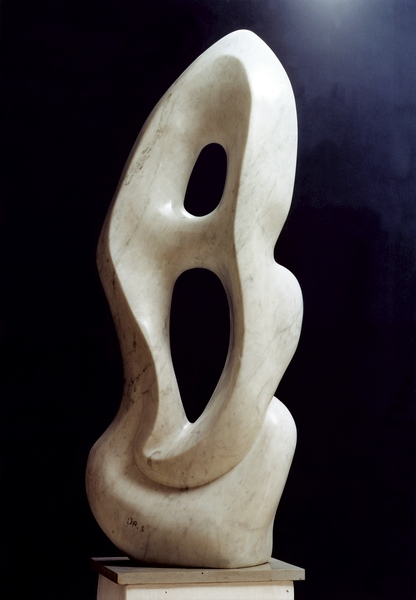 Metaphysical shape by Shimon Drory