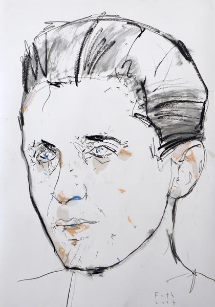 Norman Mailer, jung
