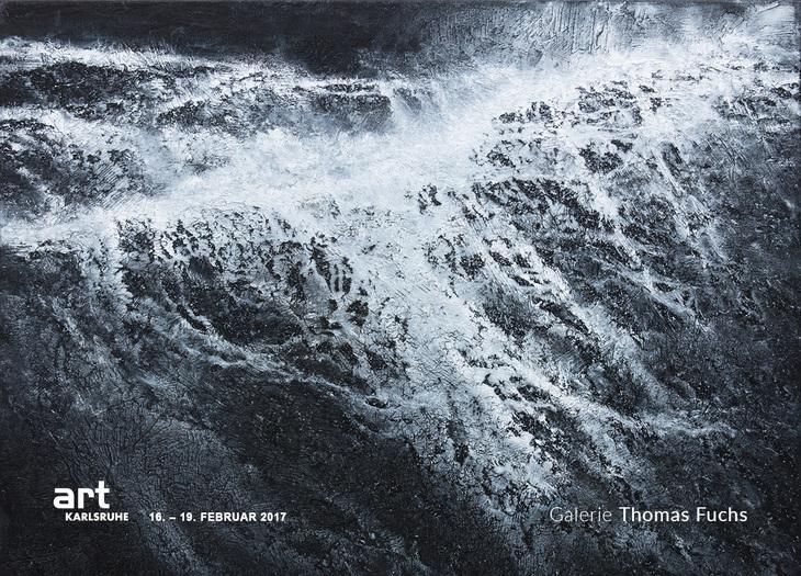 art-karlsruhe, 16.-19.2.2017, Galerie Thomas Fuchs