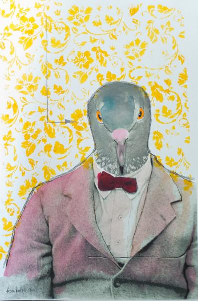 pigeonhead