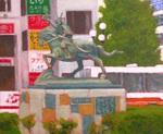 Kumagaya Statue