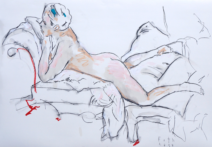 Hommage an François Boucher