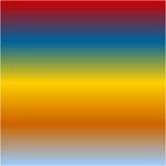 static rainbow