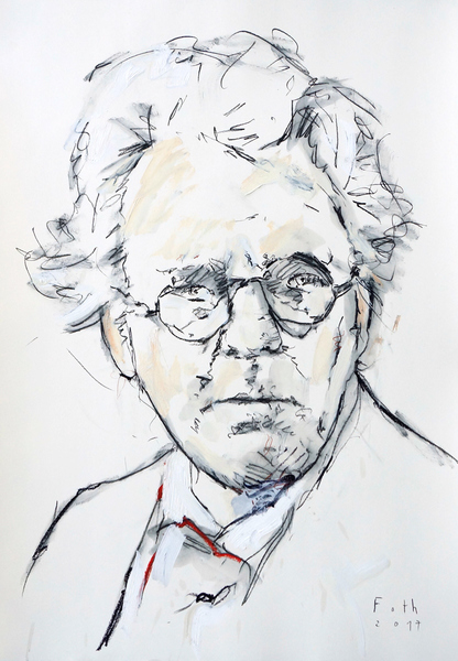 Studie zu William Butler Yeats I