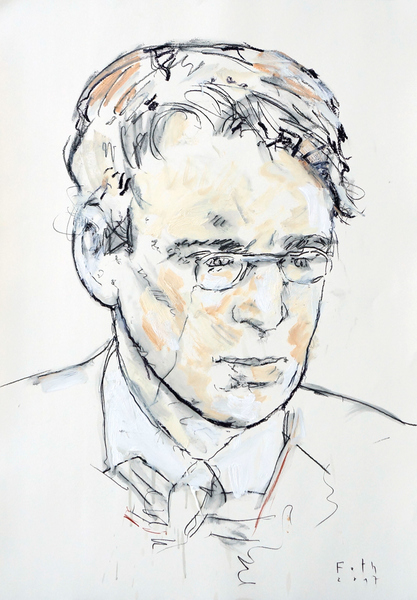 Studie zu William Butler Yeats III