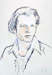 Jackson Pollock, der Künstler als junger Mann