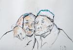 Alte Menschen II