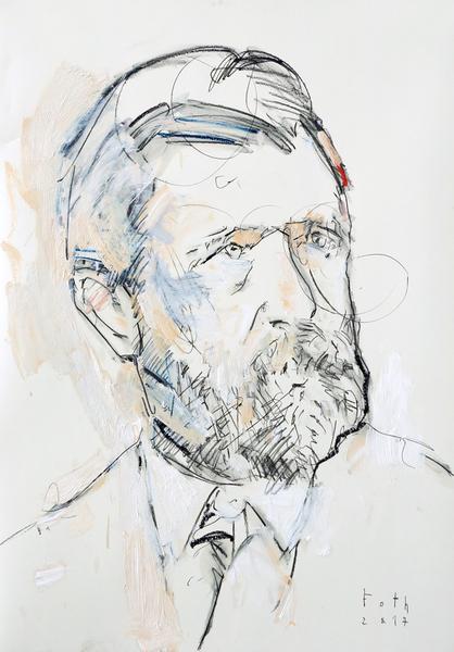 Studie zu Arnold Böcklin I
