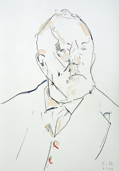 Studie zu Arnold Böcklin III