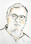 Friedrich Dürrenmatt, der Künstler als junger Mann