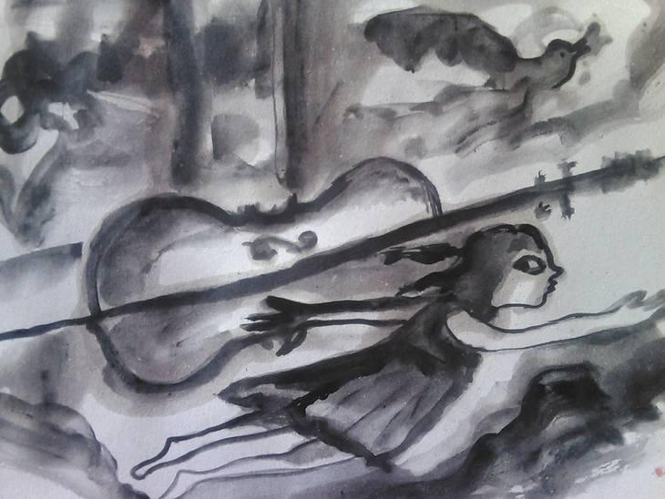 Das Cello und ich (Kindheitserinnerungen)