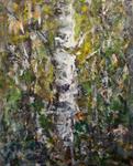 G. Cox - Birch tree 2