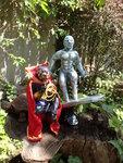Doctor Strange & Silver Surfer