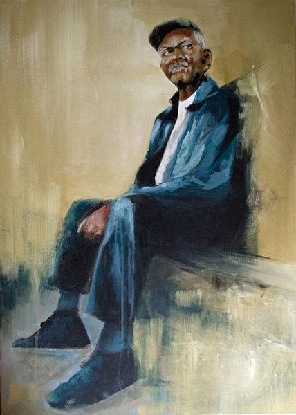 Cuban old man