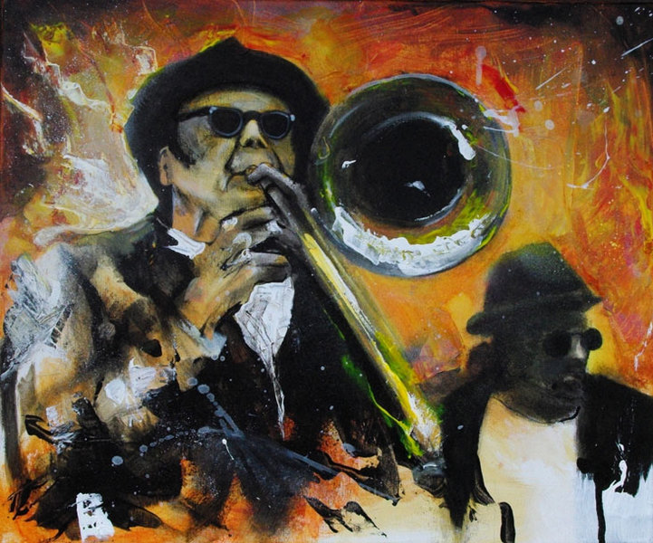 jazzy vibes - sold