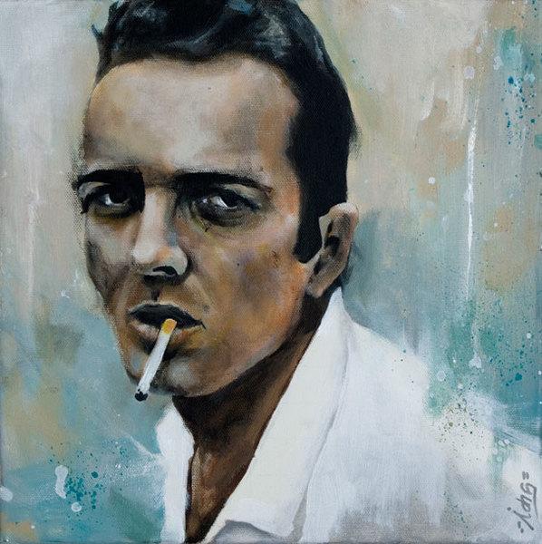 portrait - sold