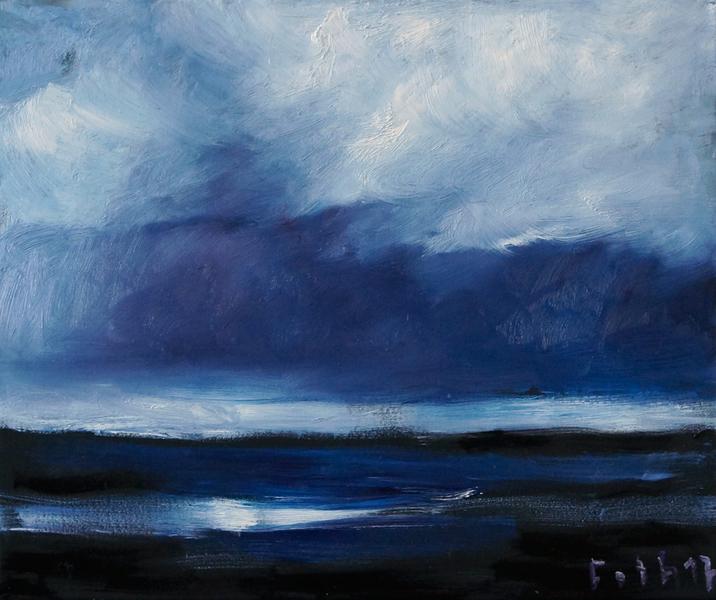 Zandvoort, Nacht II