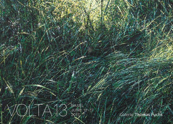 Volta Basel, 12.-17.5.2017, Galerie Thomas Fuchs