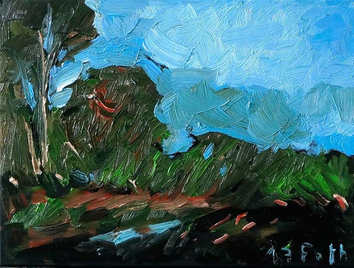 Kleines Waldstück, Bederkesa II
