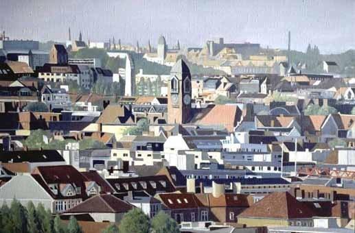 Berlin-Panorame Charlottenburg
