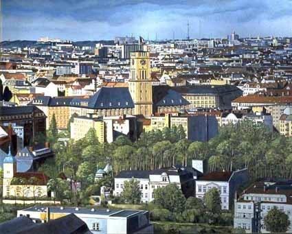 Berlin-Panorama Schöneberg