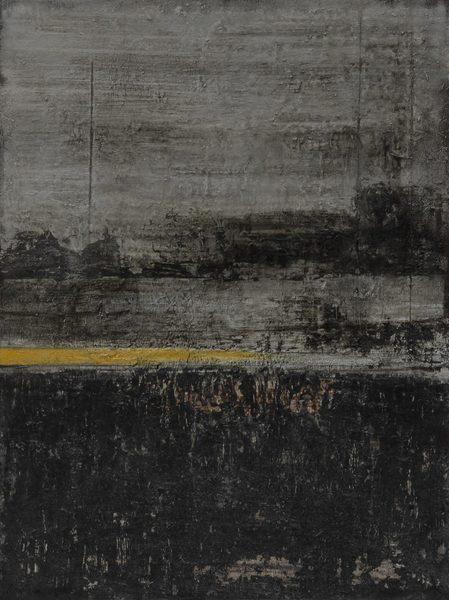 Paisaje con amarillo/Landscape with yellow