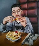 The chips eater