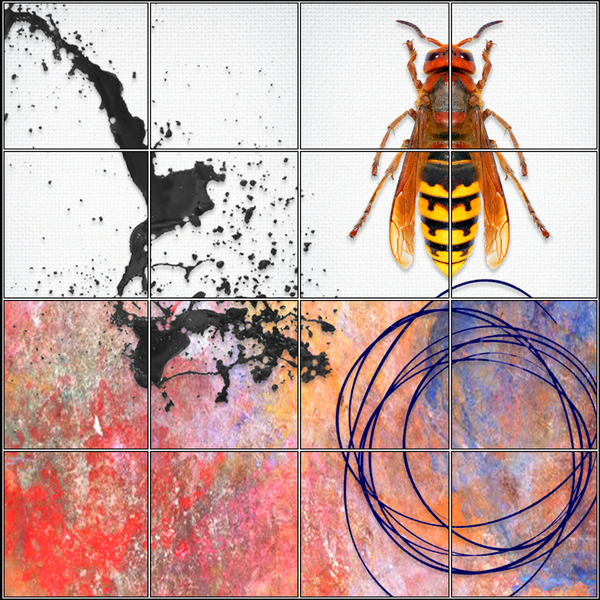 ANDREW CAMPBELL: VISUAL BITES: CHIMERAS: 08