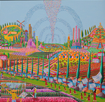 naife artists folk painter naive painters landscape artist art