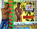 assaf henigsberg model gay art artist queer  painter artists man