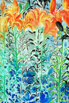 flowers painter  paintings art flower artist painting  painters