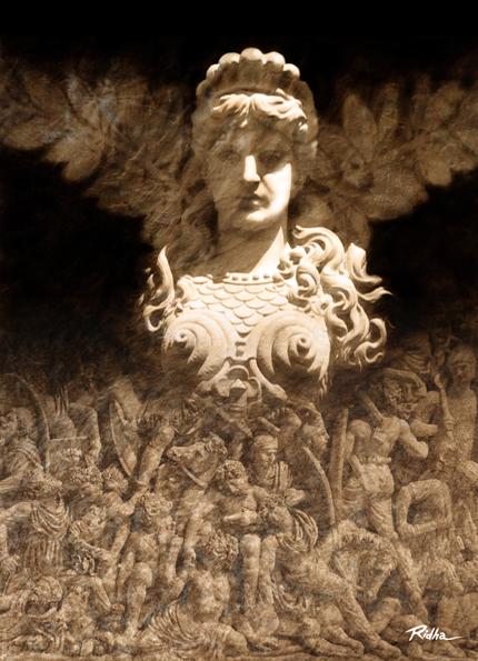 Poem to Athena