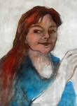 In Blau