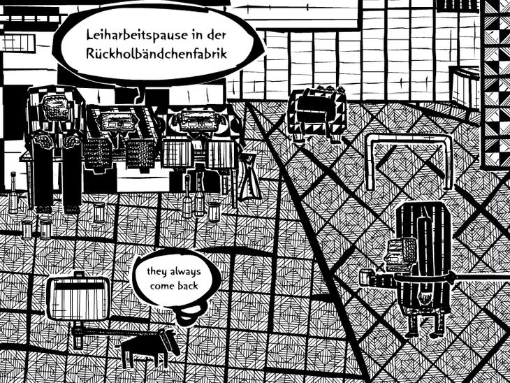 Rückholbändchenfabrik
