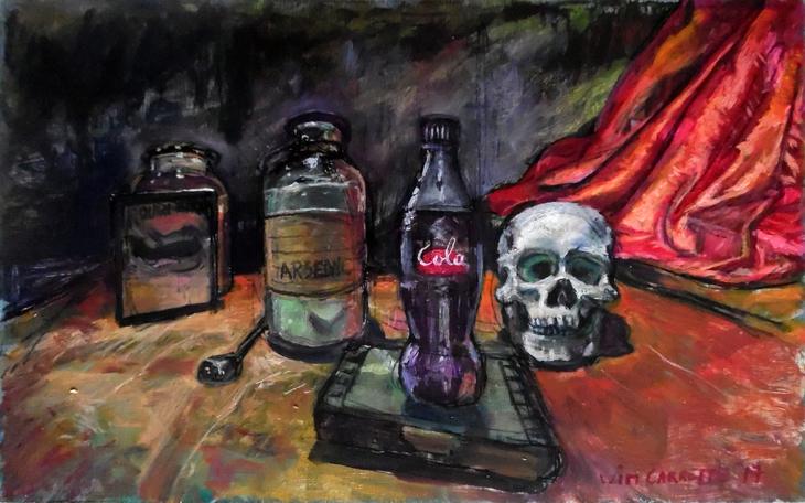 Black Poison @ Wim Carrette