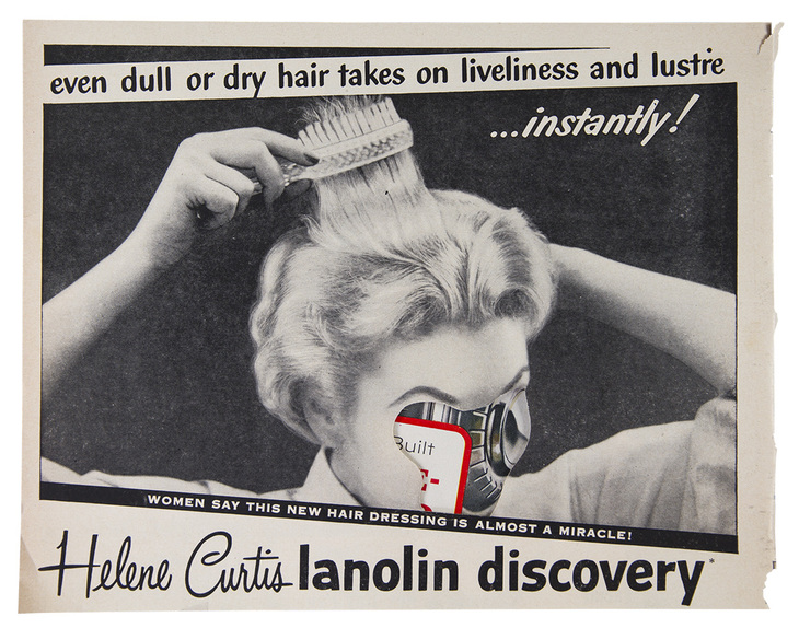 Even dull or dry hair