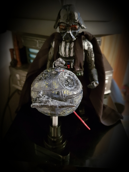 Lord Vader & Death Star