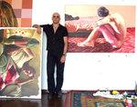 israeli painter raphael perez naive realistic painter naife art