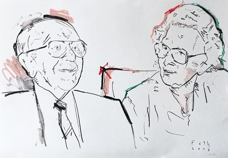Werner und Anneliese Schieder