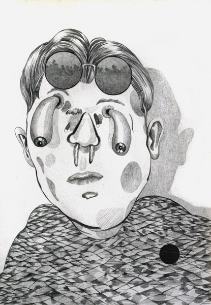 Christopher's snail eyes