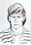 Steven Tyler, der Künstler als junger Mann II