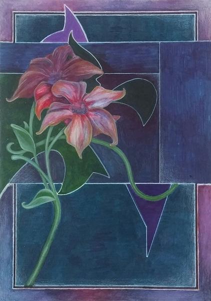 Flowers Series - 01