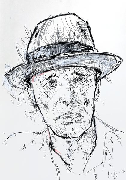 Joseph Beuys, der Lehrer, die Lehre