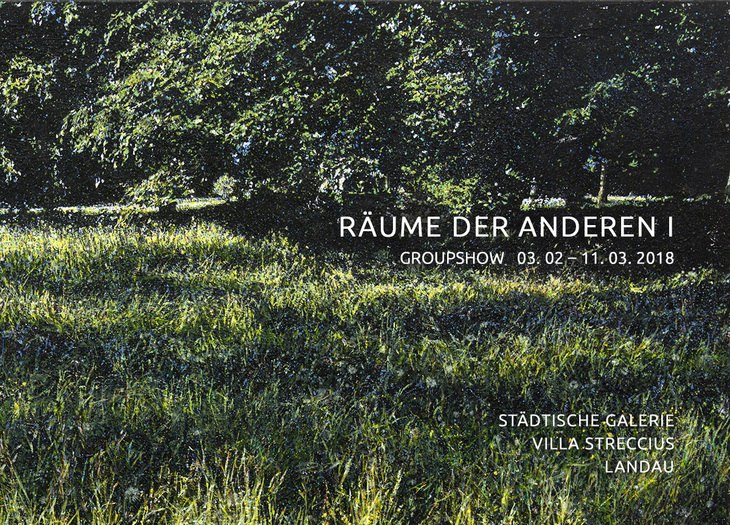 Städtische Galerie Villa Streccius, 03.02.-11.03.2018