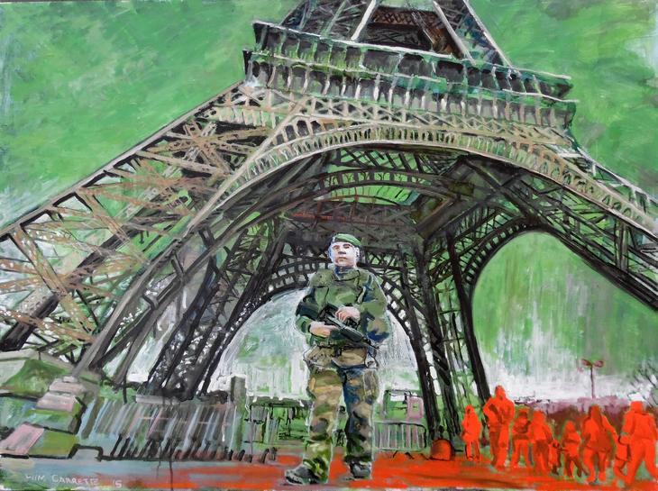 Paris 2015 - End of Socialism@Wim Carrette