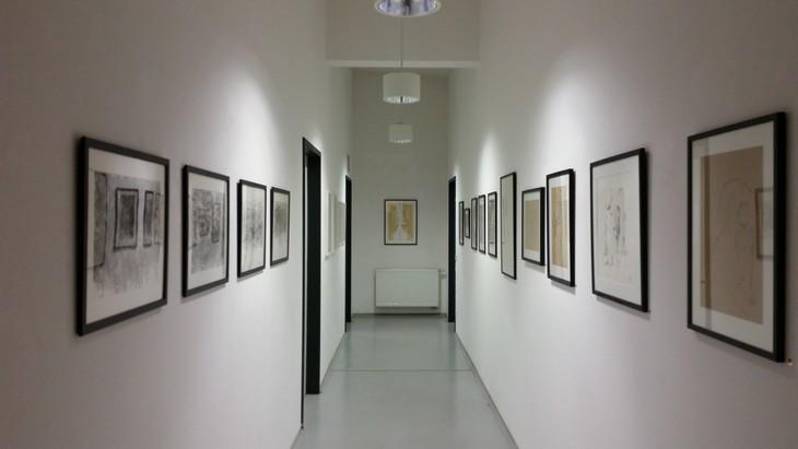 """Exhibition """"Klosterpresse"""" Frankfurt"""