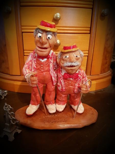 Statler & Waldorf Vaudeville