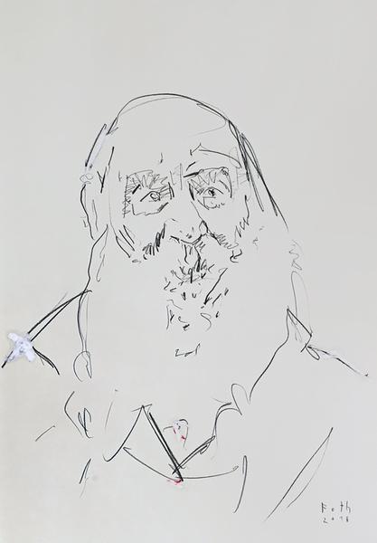 Studie zu Walt Whitman